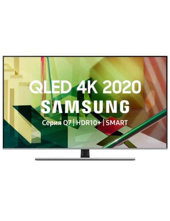 Телевизор QLED Samsung QE55Q77TAUXRU